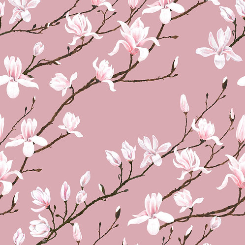 In Bloom wallpaper -Jasmin