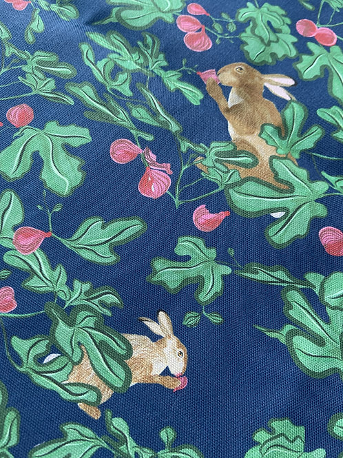 Fig cotton fabric
