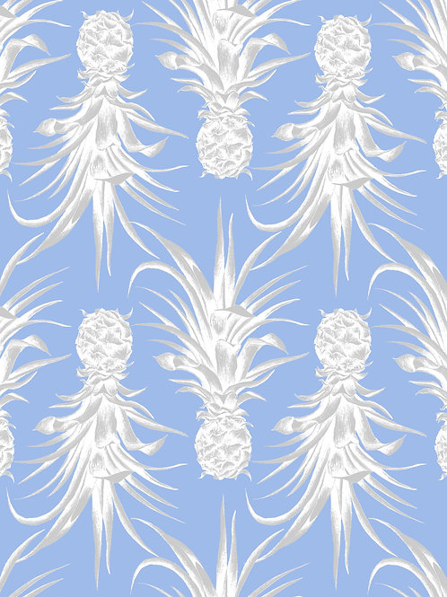 Pina colada wallpaper - Blue