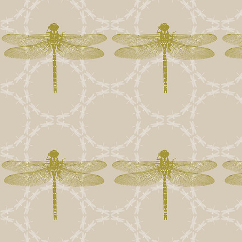 Dragonfly Ripples - fabric