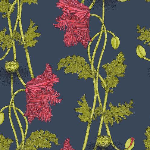 Sample Poppy wallpaper-Cherry