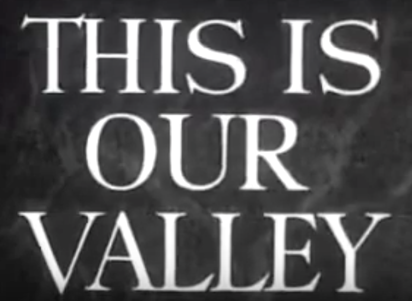 This is Our Valley (1947)