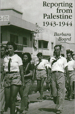 Reporting from Palestine 1943-1944