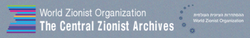 The Central Zionist Archives