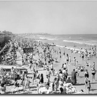Tel Aviv Beach 1930s