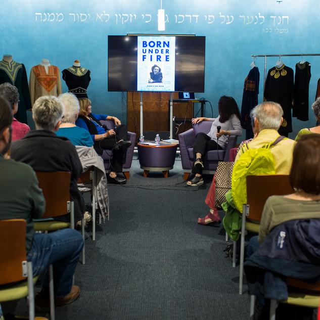 Jewish Community Library, San Francisco, CA