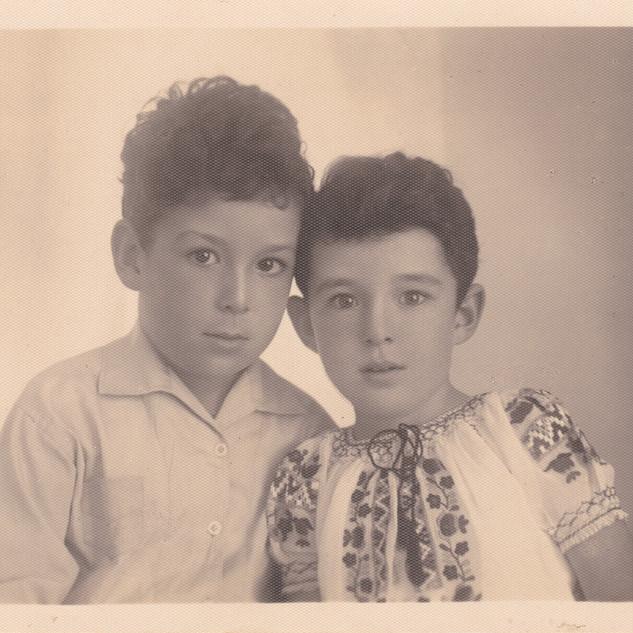 Avraham & Shula Dubno early 1930s