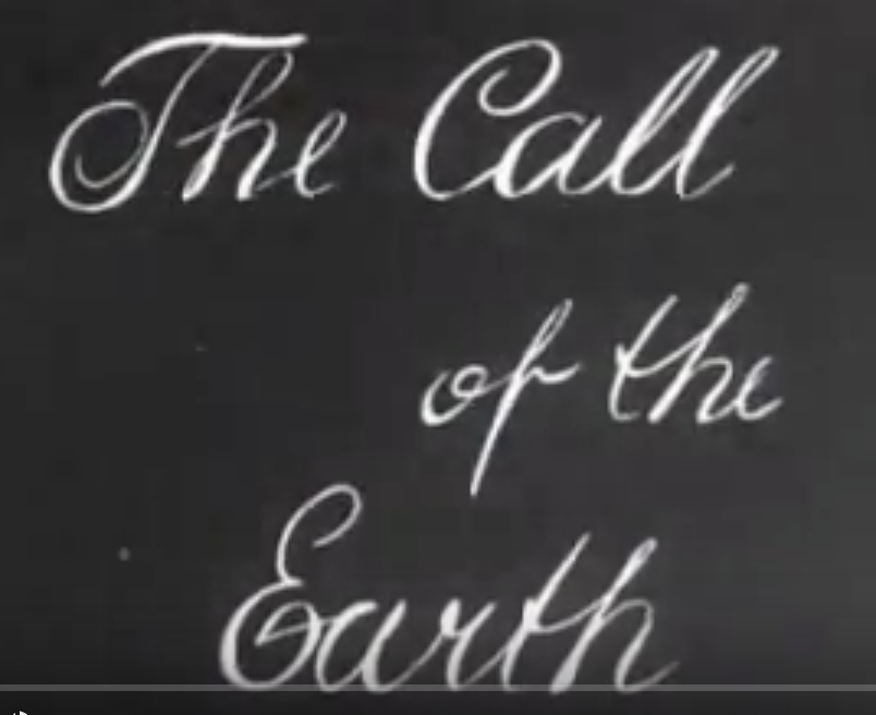 The Call of the Earth (1940)