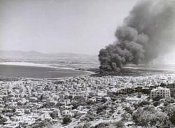 1940: Italy Bombs Tel Aviv