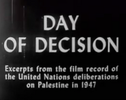 Day of Decision (1947)
