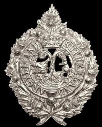 1st Battalion: Argyll & Sutherland