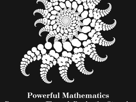 What the Best Mathematics Teachers Are Doing This Weekend