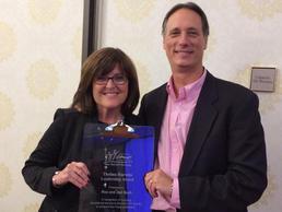 Proud Recipients of 2016 Thelma Hurwitz Leadership Award