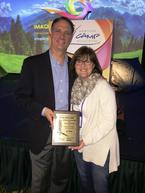 National Award from ACA