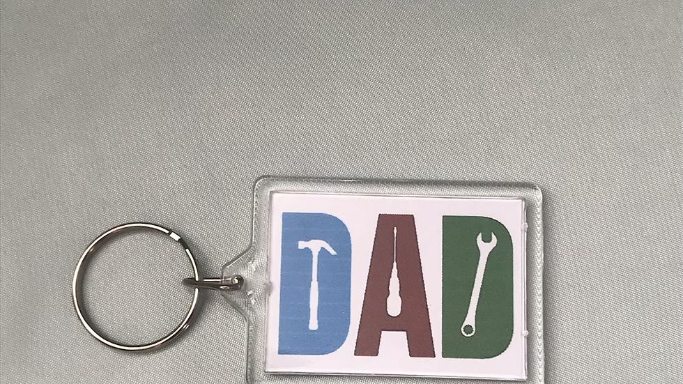 DIY Dad Keyring