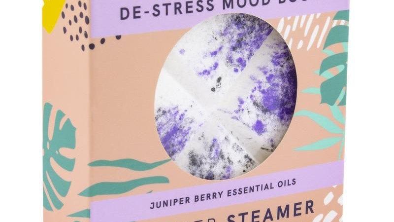 Juniper Berry Destress Shower Steamer