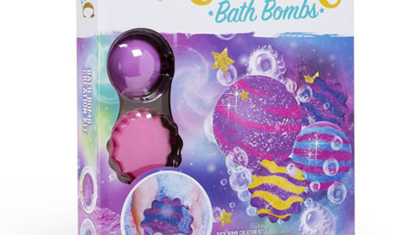 Cosmic Bath Bombs Kit