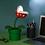 Thumbnail: Piranha Plant Posable Lamp BDP