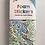 Thumbnail: Foam Craft Stickers