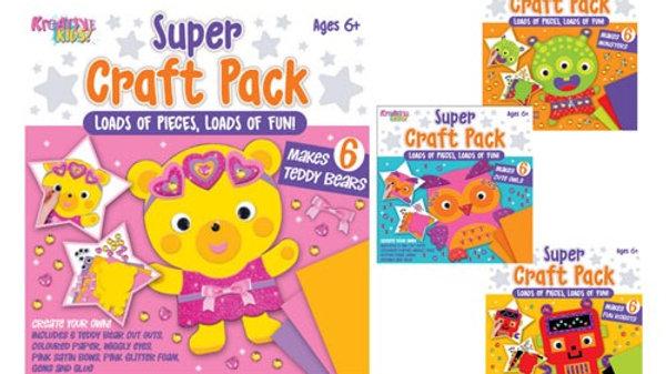 Super craft pack