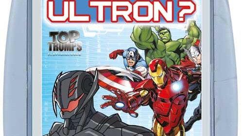 Top trumps - avengers assemble