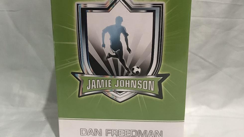 Jamie Johnson Football Book Set RRP £46.93