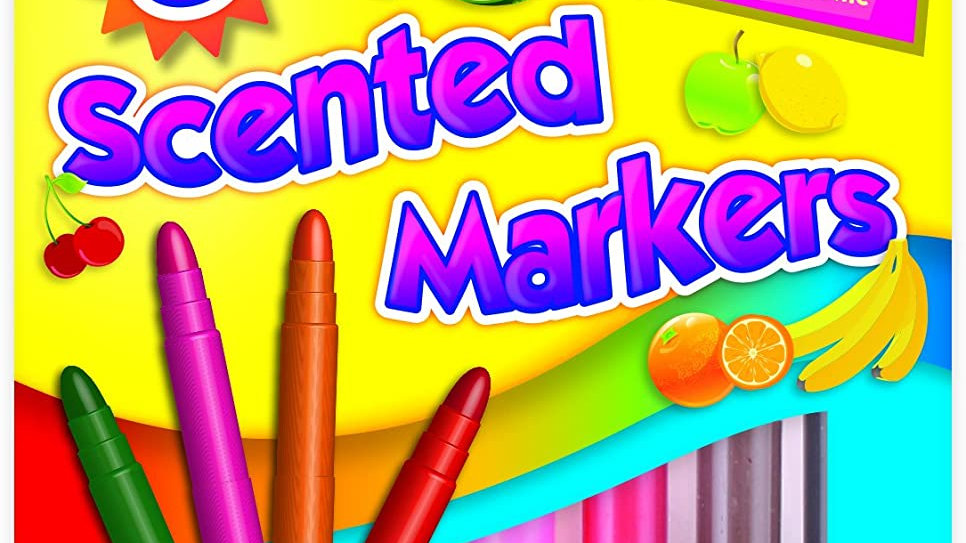 Artbox 8 Scented Markers