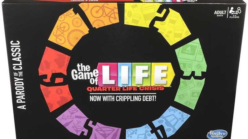 Game of life - quarter life crisis