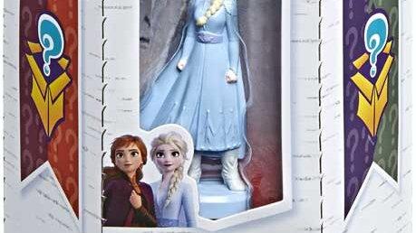 Play doh Frozen