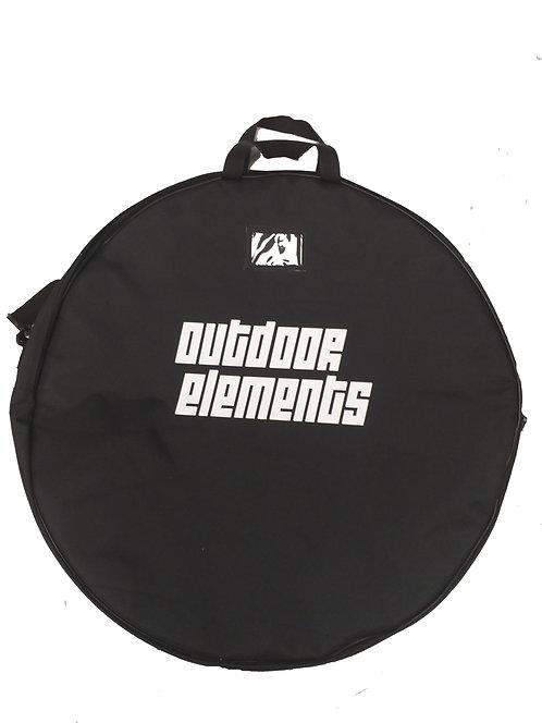 Outdoor Elements Double Wheel Bag