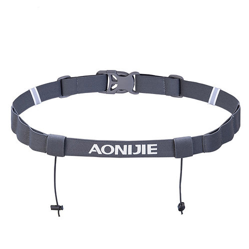 Aonijie Race Number Belt