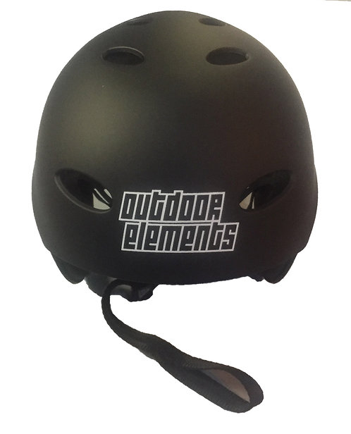 Outdoor Elements helmet