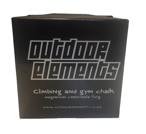 Outdoor Elements chalk 50g