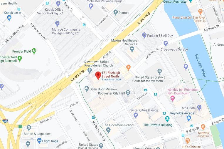 121 Fitzhugh St N map.JPG