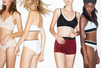 Seamless Contrast Waistbands