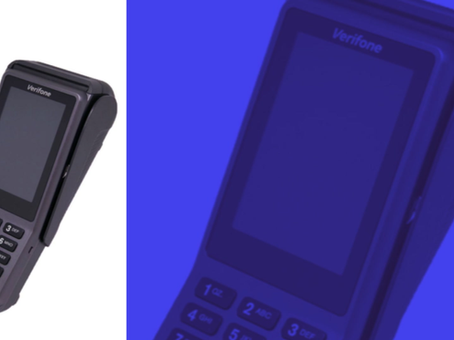 The New Verifone V400c Plus, Available Now!