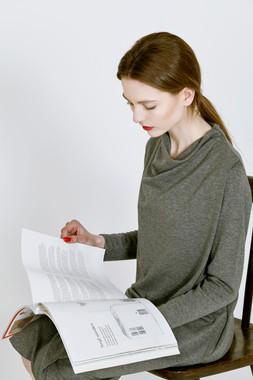 ASMR - Magazine filping