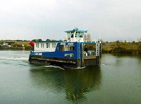 location bateau pousseur