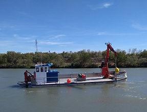 location bateaux grue