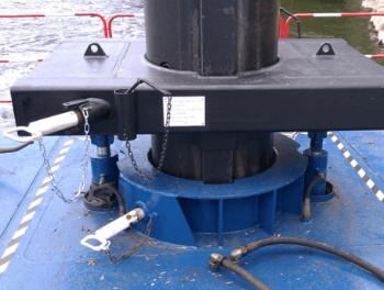 location-ponton modulaire fluvial
