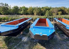 location barge