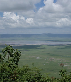 NGORONGORO CRATER FOR 2