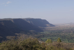 view of the rift