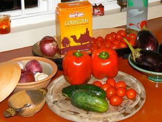 Turkish Vegetarian Food