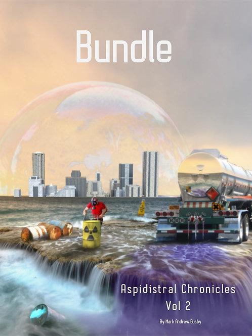 Aspidistral Chronicles Vol 2: Bundle