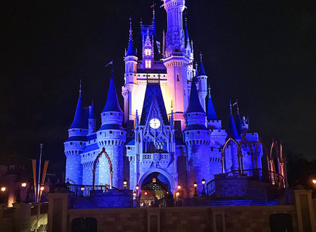 Midnight in Magic Kingdom