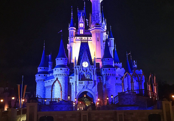 Midnight in Magic Kingdom