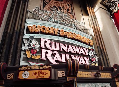 Mickey and Minnie's Runaway Railway!