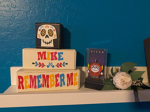 Remember Me Coco Ofrenda Remembrance