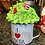 Thumbnail: Grinch Faux Whipped Cream Mug Cup Topper Ornament Table Decoration